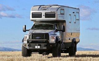 Thị trường xe - Nhà di động hơn 30 tỷ đồng 'gột' từ hàng khủng Ford F-750 Heavy Duty