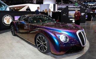 """Siêu xe thể thao Chevrolet Corvette Grand Sport """"khoác áo"""" hoài cổ chốt giá 32 tỷ đồng"""