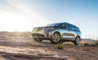 Thị trường xe - Chiêm ngưỡng Kia Sorento 2019 dành cho thị trường Mỹ