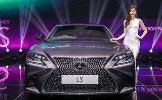 Thị trường xe - Lexus LS 2018 chốt giá bán, 'đe dọa' Mercedes S-Class