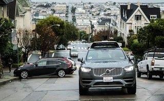 Đánh giá xe - Xe tự lái Volvo XC90 gây tai nạn chết người