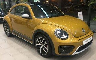 Đánh giá xe - 'Con bọ' Volkswagen Beetle huyền thoại sắp bị khai tử