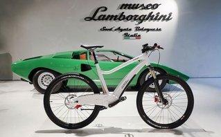 Thị trường xe - Lấn sân sang lĩnh vực xe đạp, Lamborghini tự tin ra mắt mẫu xe đầu tiên