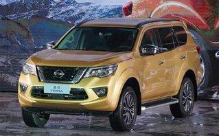 Thị trường xe - Nissan Terra 2018 chốt giá bán chính thức