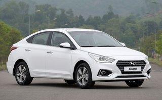 Thị trường xe - Hyundai Accent 2018 bản đặc biệt vừa ra mắt tại Việt Nam có gì?