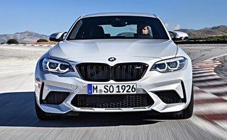 Thị trường xe - BMW M2 Competition 2019 chính thức lộ diện