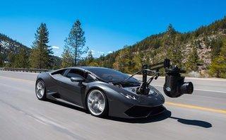 """Lamborghini """"Huracam"""" - Siêu xe camera nhanh nhất thế giới"""