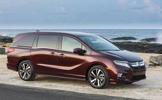 Thị trường xe - Xe gia đình Honda Odyssey 2019 đã có giá bán chính thức