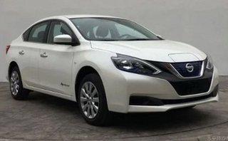 Lộ diện danh tính mẫu xe điện Nissan sắp ra mắt