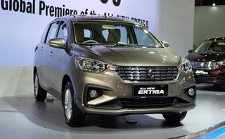 Thị trường xe - Suzuki Ertiga 2018 thế hệ mới vừa ra mắt có gì khác biệt?