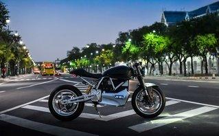 Thị trường xe - Ducati Scrambler D-EV chạy điện đầu tiên trên thế giới có gì?