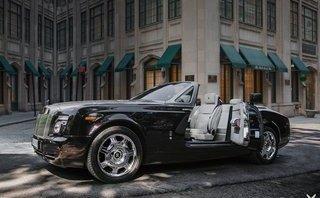 Ngất ngây với nội thất xa xỉ của bản độ Rolls-Royce Phantom Drophead Coupe
