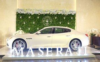 """Thị trường xe - """"The Masterpiece by Maserati"""" - Trải nghiệm kiệt tác đến từ nước Ý"""