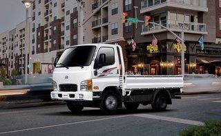 Thị trường xe - Hyundai New Mighty N250 - 'Xe tải thành phố' chốt giá bán chính thức