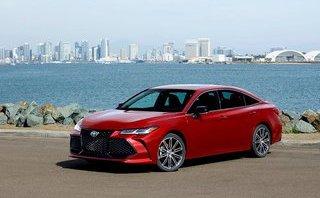 Thị trường xe - Mê mẩn với Toyota Avalon 2019 vừa chốt giá khiến khách Việt phát thèm
