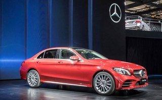Thị trường xe - Mercedes-Benz C-Class 2018 trục cơ sở kéo dài có gì thú vị?