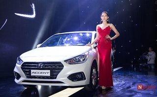HTC công bố giá xe ô tô Hyundai tháng 5/2018 tại Việt Nam