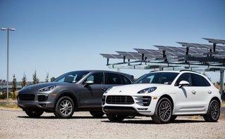 Hàng vạn xe Porsche bị triệu hồi do lắp phần mềm gian lận khí thải
