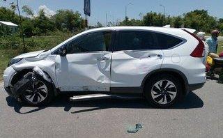 Có nên bắt đền ô tô khác đâm phải khi xe đã mua bảo hiểm?