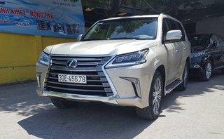 Thú chơi xe - Ô tô Lexus biển 'độc, khủng' - Thú chơi xa xỉ của đại gia Việt