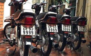 Thú chơi xe - Dàn xe Honda Dream biển tứ quý 'khủng, độc, đắt nhất' Việt Nam