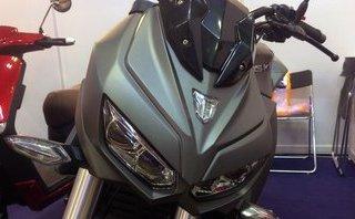 """Zongshen Sinski 250: """"Bản nhái"""" Nakedbike Z1000 xuất hiện tại Sài Gòn"""