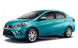 """Xe++ - Perodua Myvi 2018 – sedan giá rẻ mới """"đe dọa"""" Toyota Vios"""
