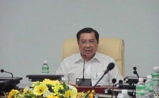 Tin tức - Chính trị - Chủ tịch UBND TP.Đà Nẵng Huỳnh Đức Thơ bị kỷ luật cảnh cáo