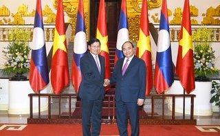 Tiêu điểm - Thủ tướng Nguyễn Xuân Phúc hội đàm với Thủ tướng Lào
