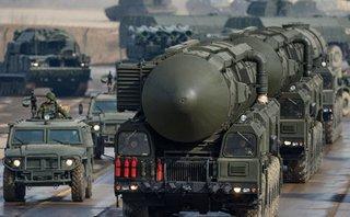 """Quân sự - Lực lượng hạt nhân chiến lược Nga tập trận: """"Quả đấm thép"""" của Tổng thống Putin"""