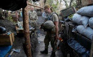 Quân sự - Lý do lính Ukraine được phép để râu và ria mép