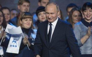 Tiêu điểm - Ẩn ý sâu xa sau việc lựa chọn địa điểm, thời gian tuyên bố tái tranh cử của TT Putin