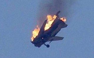 Quân sự - Chiến đấu cơ của Syria bị phiến quân bắn hạ khiến phi công thiệt mạng