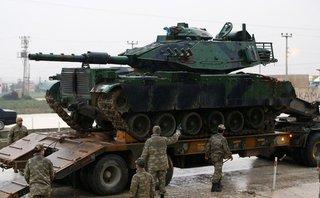 Tiêu điểm - Tin nóng thế giới ngày mới 22/1: Nhiều nước phản đối Thổ Nhĩ Kỳ tiến hành chiến dịch quân sự ở Syria