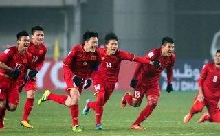Cộng đồng mạng -  Cảm ơn huấn luyện viên Park ! Cảm ơn đội tuyển U23 Việt Nam!