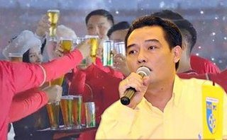Thể thao - Chủ tịch CLB Hà Nội nói về việc Quang Hải U23 đóng quảng cáo bia bị cho là phản cảm
