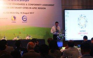Chính trị - Xã hội - Khai mạc hội thảo APEC SCSC về Đô thị thông minh