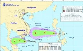 Xã hội - Áp thấp nhiệt đới áp sát, các địa phương ĐBSCL tập trung ứng phó