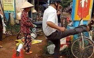 Xã hội - Đắk Lắk: Kỷ luật khiển trách Trưởng Công an xã đá thau, đập ghế