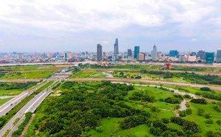 Bất động sản - Đất nền TP.HCM tăng giá gấp 4 lần