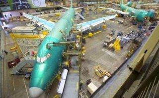 Đầu tư - Việt Nam có thể có nhà máy sản xuất linh kiện cho Boeing