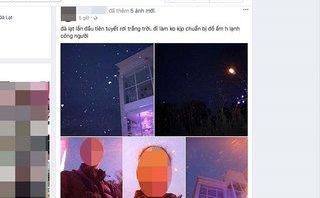 Xã hội - Sẽ kiểm tra, xử lý Facebooker phát tán thông tin TP.Đà Lạt có tuyết rơi