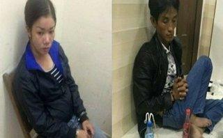 An ninh - Hình sự - Bắt cặp vợ chồng buôn bán ma túy mang theo 'hàng nóng' phòng thân