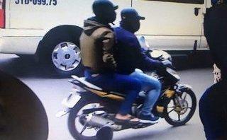 An ninh - Hình sự - TP.HCM: Thông tin bất ngờ về vụ cướp ngân hàng ở quận Tân Phú