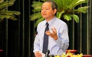 Chính trị - Ông Lê Văn Khoa chính thức thôi giữ chức Phó Chủ tịch UBND TP.HCM