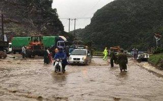 Chính trị - Xã hội - Tin thời tiết ngày 18/9: Bắc Bộ mưa dông