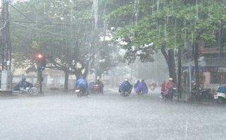 Chính trị - Xã hội - Tin thời tiết ngày 23/9: Mưa dông ở nhiều nơi
