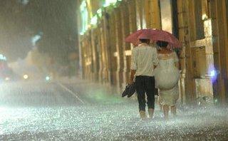 Chính trị - Xã hội - Dự báo thời tiết ngày 21/9: Mưa diện rộng trên đất liền