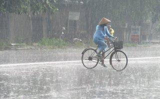 Chính trị - Xã hội - Dự báo thời tiết ngày 27/9: Mưa rào và dông nhiều nơi