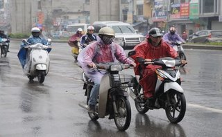 Chính trị - Xã hội - Dự báo thời tiết ngày 29/9: Đêm và sáng Hà Nội có mưa